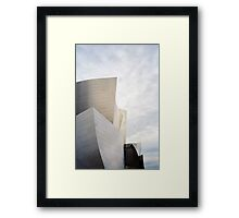 The Walt Disney Concert Hall Framed Print