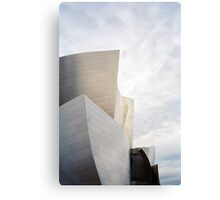 The Walt Disney Concert Hall Canvas Print
