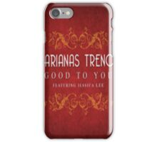 Marianas trench iphone case iPhone Case/Skin