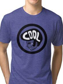 cool hair Tri-blend T-Shirt