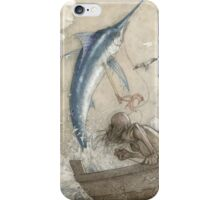 The Old Man and the Sea iPhone Case/Skin