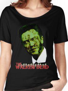 Walking Dead Christopher Walken Halloween T-Shirt Women's Relaxed Fit T-Shirt