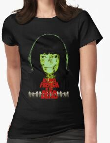 Dawn French Of The Dead Halloween T-Shirt Womens Fitted T-Shirt