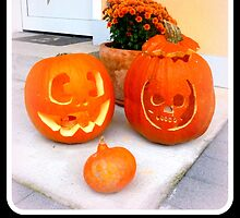 Pumpkin Parade by ©The Creative  Minds