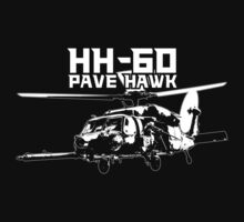 HH-60 Pave Hawk Kids Tee
