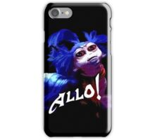 Allo! iPhone Case/Skin