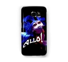 Allo! Samsung Galaxy Case/Skin