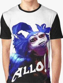 Allo! Graphic T-Shirt