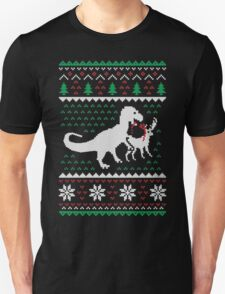 Humping reindeers Ugly-Merry Christmas Humping reindeers T-Shirt