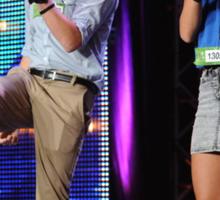 Alex and Sierra - X Factor Season 3 Sticker