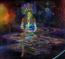contemplation by shadowlea