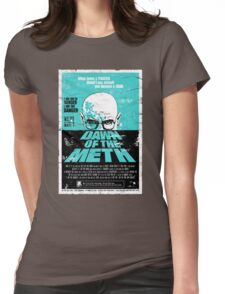 Dawn of Heisenberg Womens Fitted T-Shirt