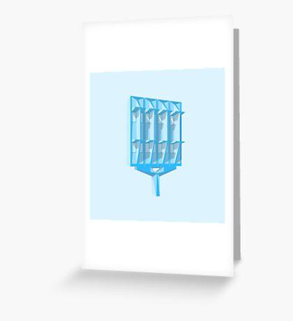 Boca Raton IBM Greeting Card