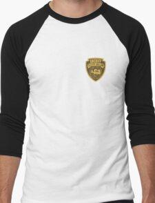 Sheriff of Sleepy Hollow Men's Baseball ¾ T-Shirt
