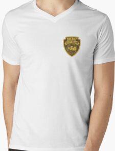 Sheriff of Sleepy Hollow Mens V-Neck T-Shirt