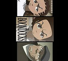 The Boondocks iPhone Case by LopperUK