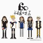 f(x) FX Pinocchio Danger 피노키오(Danger) Pixel people Kpop by dubukat