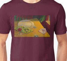 Yellow Table Unisex T-Shirt