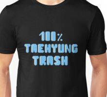100% Taehyung trash Unisex T-Shirt