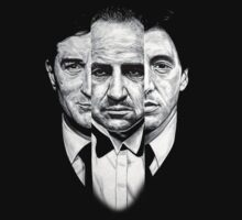 Godfather trilogy by santilopez