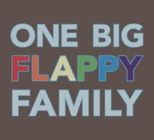 One big flappy Autistic family by Tabitha Fringe Chase