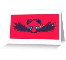Dr. Robotnik Greeting Card