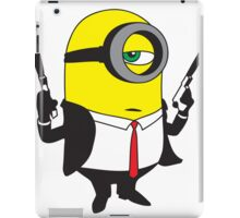 Hit Minion iPad Case/Skin