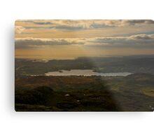 Lough Eske and Donegal Bay Metal Print