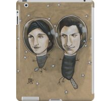 Outer Face iPad Case/Skin