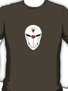 Gray Fox Mask T-Shirt