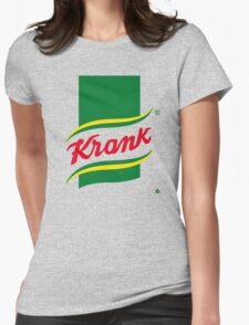 krank Womens Fitted T-Shirt