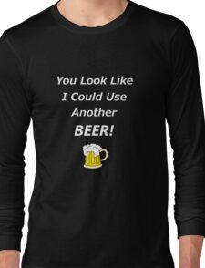 Beer Vision Long Sleeve T-Shirt