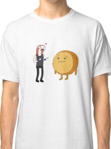 Pickles and Cinnamon Bun Classic T-Shirt