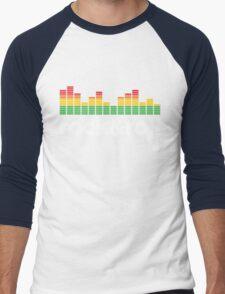 Rock & Roll Men's Baseball ¾ T-Shirt