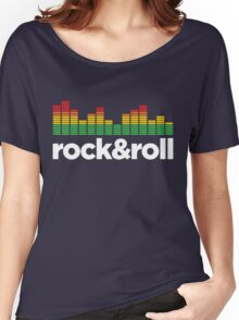 Rock & Roll Women's Relaxed Fit T-Shirt