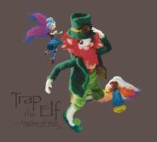 Trap the Elf™ (aka Leprechaun) Kids Clothes