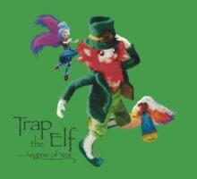 Trap the Elf™ (aka Leprechaun) Baby Tee