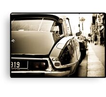 Citroën DS Canvas Print