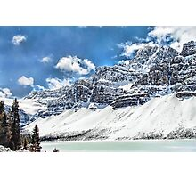 Canada's Bow Lake Photographic Print