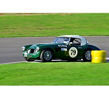 Big Healey No 79 Photographic Print