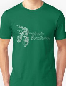The Legend of Zelda - The Wind Braker! T-Shirt