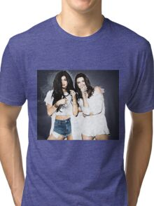 Kendall and Kylie Jenner Tri-blend T-Shirt