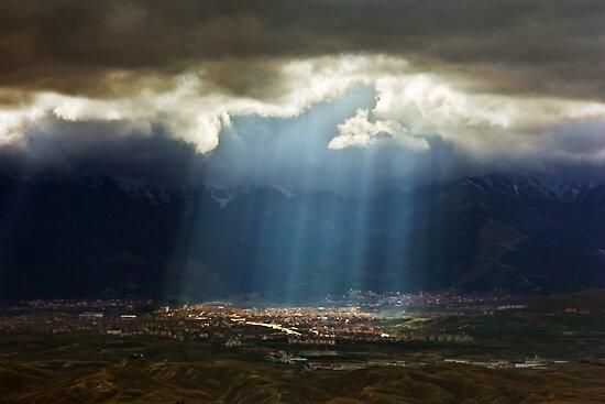 Heaven and Earth by Baki Karacay