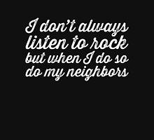 Listen To Rock Unisex T-Shirt