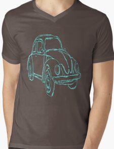 das auto Mens V-Neck T-Shirt