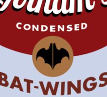 GOTHAM 'S BAT-WINGS SOUP Sticker