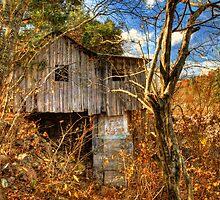 Klepzig Grist Mill by Jerry E Shelton