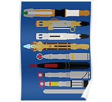 Tools of the Trade - Doctor Who Poster
