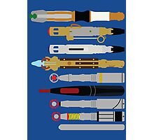 Tools of the Trade - Doctor Who Photographic Print