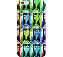 Green Tea Girl  iPhone Case/Skin